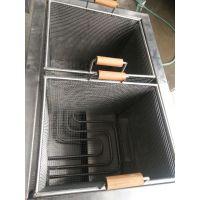 油炸锅 普通油炸锅 带搅拌油水分离油炸机 自动过滤油渣 油可重复使用