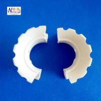 化工填料厂家直销传质设备散堆填料 规格齐全量大价优陶瓷异鞍环