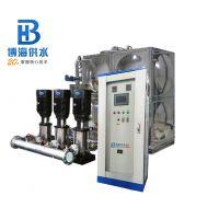 供应BHXWF酒店供水系统改造 箱式无负压供水设备