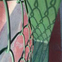 篮球场勾花网 安装操场围网 热镀锌勾花网