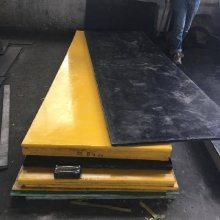 高密度PP酸碱池防腐内衬板价格 安装出料斗内防堵防粘耐磨衬板钢仓 防腐耐磨料斗内衬板厂家