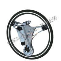 GeoOrbital电动车轮控制器 自行车轮变电动 电动自行车轮毂