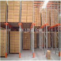 济南德嘉生产阁楼库房货架 提供免费设计生产安装服务