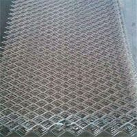 公路桥梁防护钢板网 菱型