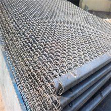 安平轧花网 不锈钢轧花网 细砂振动筛