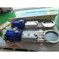 上海承滨牌KTBD641TC-10C摆动式气动陶瓷卸灰阀