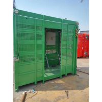 山东资质公司承接施工升降机整修维护,以及各种吊笼,附件加工与销售