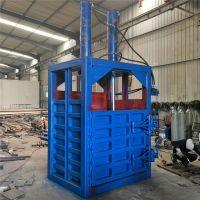 富兴废纸压包机 80吨纸屑打包机 60吨液压打包机厂家