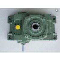 卧式孔输出蜗轮蜗杆减速机,WPWKO减速机 型号40-250