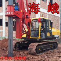 阳江旋挖机|海峨桩工机械(图)|厂房桩旋挖机