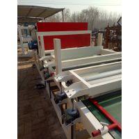 岩棉砂浆复合板设备 机制岩棉复合板设备 美工