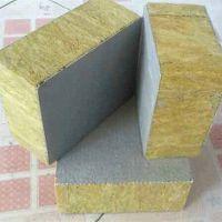 高密度岩棉板 A级防火板 耐燃防火保温板 耐久性好