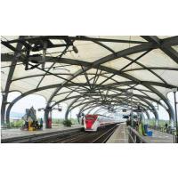 萍乡膜结构火车站宜昌膜结构景观伞制作设计安装