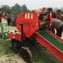 玉米秸秆打捆机 畜牧养殖打捆机