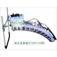 日本川崎SV110L双人绿篱机、单人修剪机 汽油茶叶修剪机