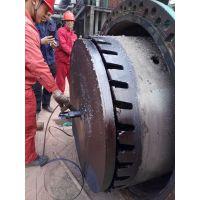 煤气管道盲板带压带气开孔、盲板开孔,专业技术 18733726945