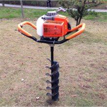 下网扑鱼钻冰机 润丰 栽种树苗用挖坑机