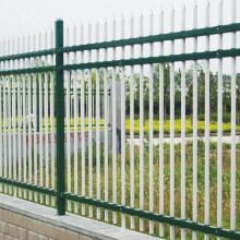 锌钢护栏 别墅围墙栏杆 锌钢道路隔离栏