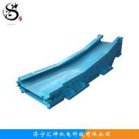 厂家直销过渡槽刮板机配件 过渡槽 刮板机配件 济宁 汇坤