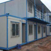 供甘肃白银集装箱和定西集装箱宿舍设计