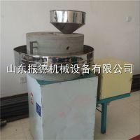 杂粮石磨机 新型全自动小麦面粉机 石磨面粉机 振德畅销