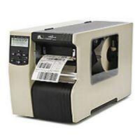 美国Zebra R110Xi4 RFID斑马300dpi高性能条码打印机