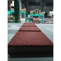 海绵城市透水砖 国家标准200*10mm 河南焦作广场透水砖