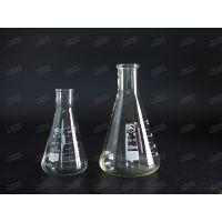 蜀牛三角烧瓶 250ml/500ml 小口玻璃锥形瓶 实验室玻璃器皿