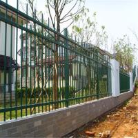 围墙绿化护栏l锌钢围墙栅栏l铸铁护栏现货厂家