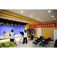高清校园电视台,关于校园电视台文化建设