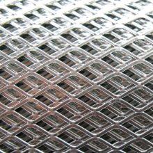 平台金属板网规格_菱型机械用金属板网型号【冠成】