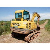 玉柴YC60-7二手挖掘机出售