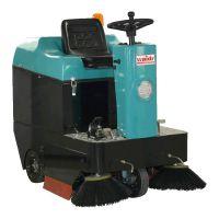 威德尔电动扫地机CS1050 市政道路清扫地面砂土树叶用驾驶式扫地机