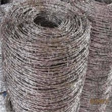 防盗铁蒺藜 刺绳规格 刺绳安装