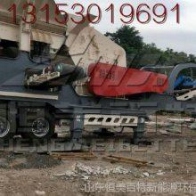 江西彩色透水混凝土破碎机价格,拆迁废旧垃圾破碎机厂家