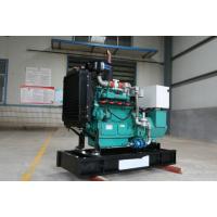 潍柴30kw千瓦燃气发电机 小型沼气天然气机组 养殖专用静音发电机组