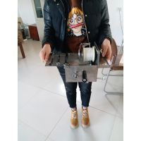 株洲县 香肠扎线机 扎香肠机械 使用视频教程