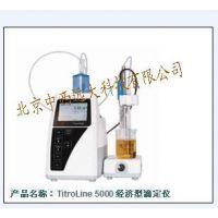 中西供滴定仪 型号:LB02- TitronLine5000库号:M406020