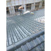 顶棚frp采光瓦 玻璃纤维透明瓦 防腐塑料玻璃钢透光材料