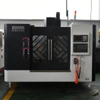 VMC650cnc立式加工中心高速高精德国机型数控加工中心
