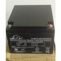 理士蓄电池DJW12-26/12V26AH电池盖和排气拴结构:阀控式密闭蓄电池