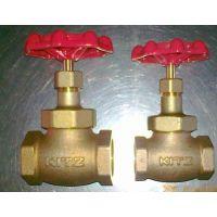 日本KITZ进口青铜丝扣截止阀
