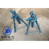 三条腿放线架手扳式放线架螺旋放线架电缆放线器放线 5T