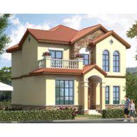 抚州房子设计AT1789二层漂亮私人自建小别墅设计图纸10.7mX10.5m