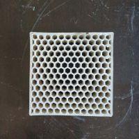 航嘉耐材直销订制各种蓄热窑炉环保ROT废气处理用 蓄热砖 蜂窝陶瓷蓄热体