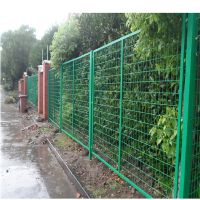 厂房隔离网 养殖护栏网批发 张掖双边护栏网