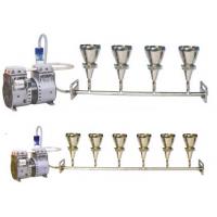 六联不锈钢薄膜过滤器价格 型号:JY-MT02-6