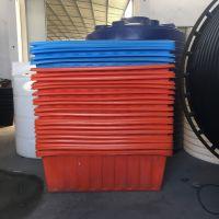 pe牛筋材质染整长方形箱 厂家批发多规格