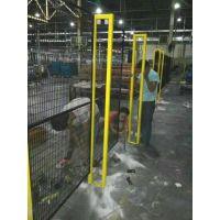 山东滨州地区供应车间隔离网仓库围栏工业用网喷塑处理选青岛科尔福