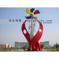 天津学院不锈钢雕塑加工 校园不锈钢雕塑制作公司